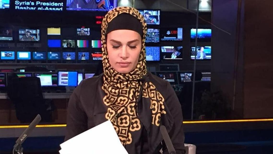 المذيعة شينا شيراني