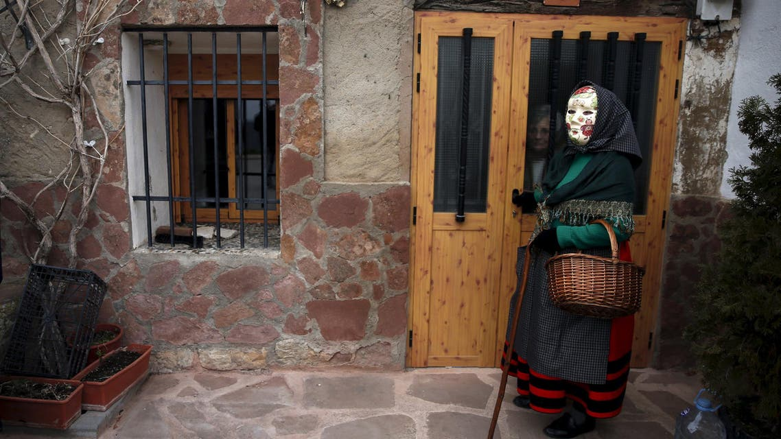 Spain, the country of carnivals