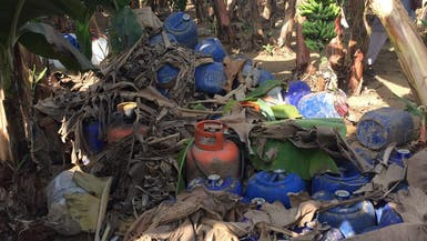 شرطة جازان تضبط مصنعا أنتج 3350 لترا من الخمور