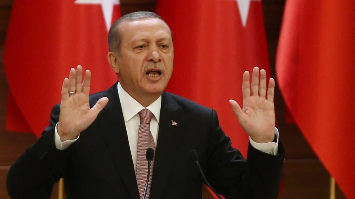 Turkish prime minister warned Washington after Obama's envoy visited a Syrian town under Syrian Kurdish control. (File photo: AFP)
