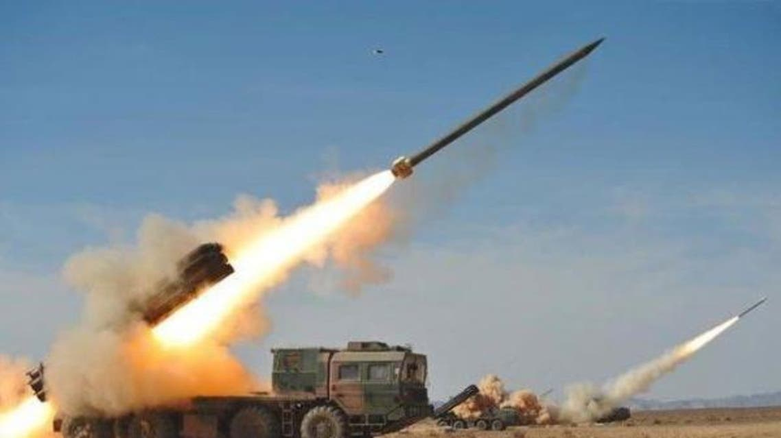 سكود صاروخ