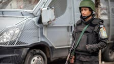 Egyptian police kill four suspected militants south of Cairo