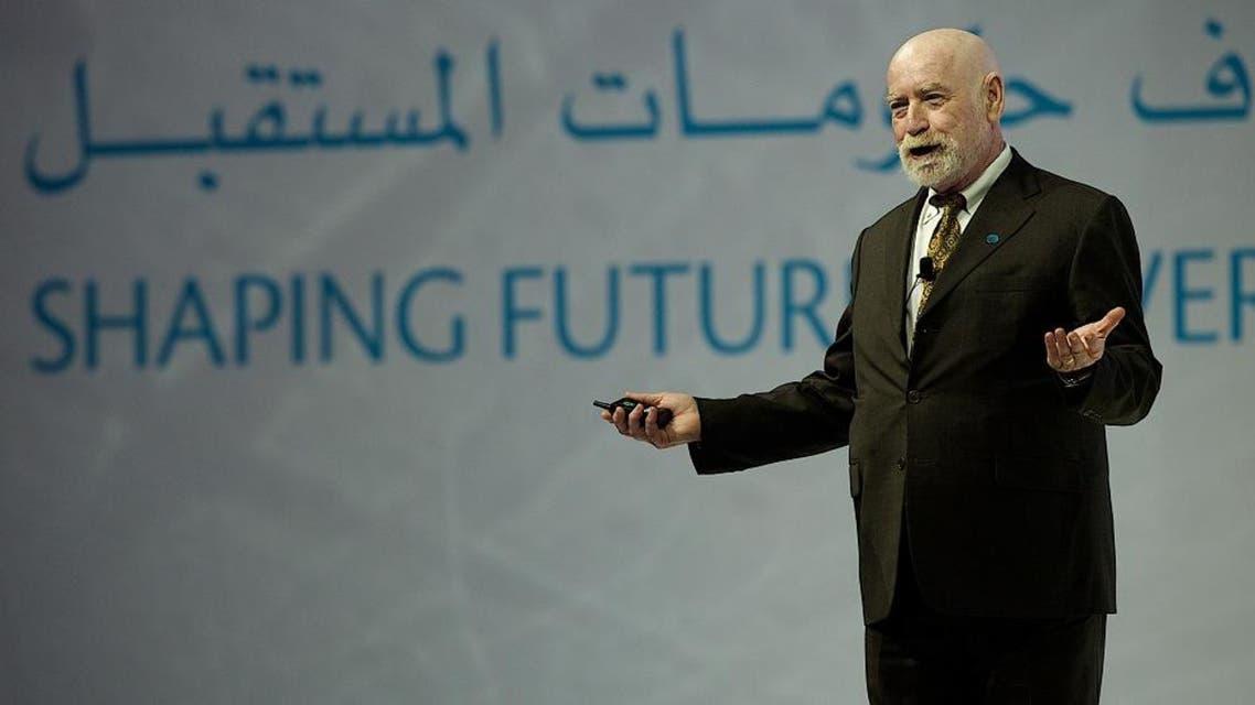 Peter Schwartz (World Government Summit 2016)