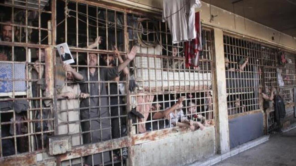 assad jails