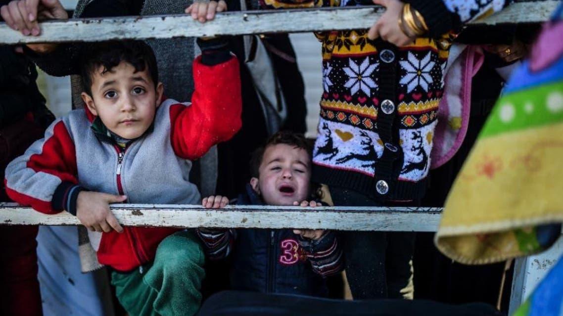 Syria, NGO (AFP)