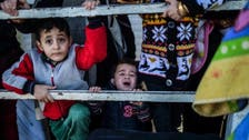 More than one million Syrians living under siege: NGOs