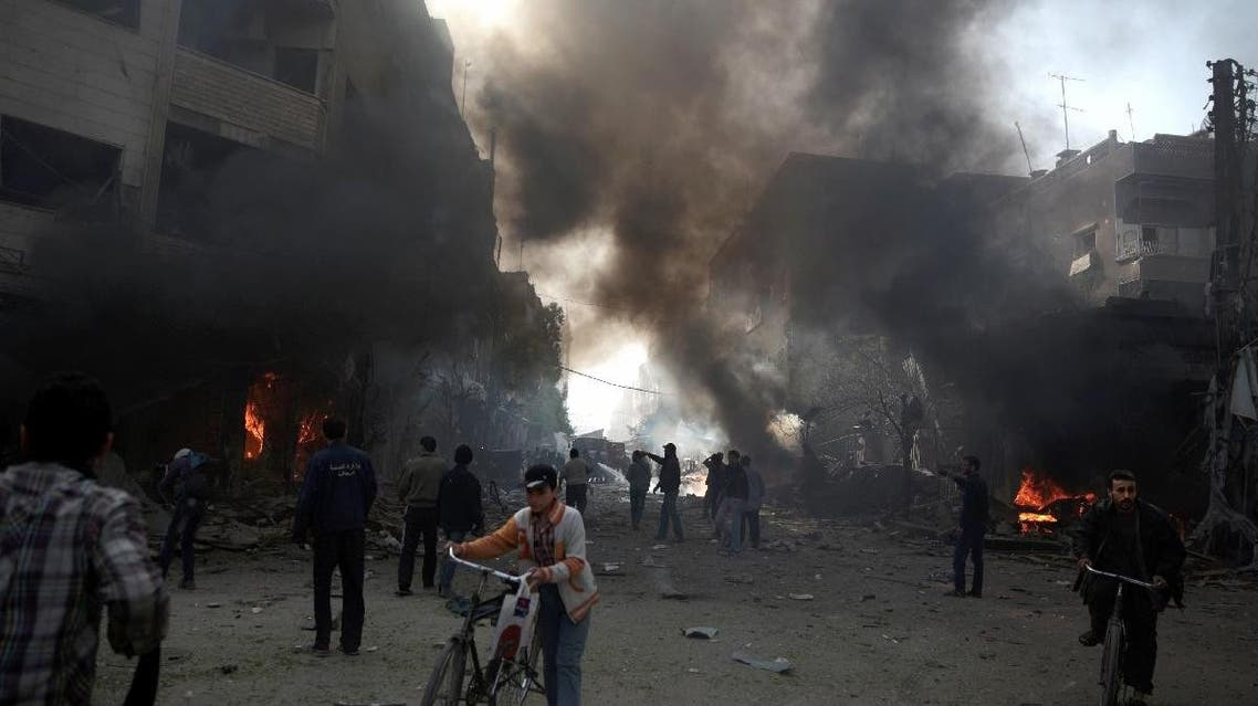 A Syrian aid group in January said 177 hospitals had been destroyed and nearly 700 health workers killed since the outbreak of the country's civil war in March 2011 (AFP)