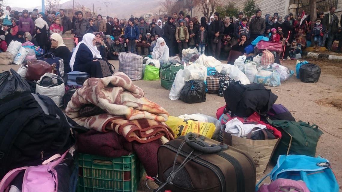 مضايا محاصرون