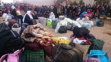 نظام الأسد يحتجز 50 مدنياً من أهالي مضايا