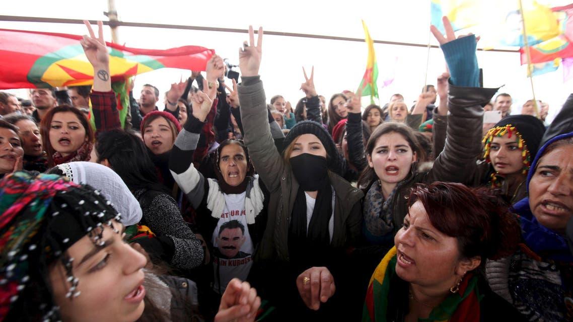 احتجاجات كردستان العراق