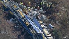 ثمانية قتلى و55 جريحاً في تصادم قطارين بألمانيا