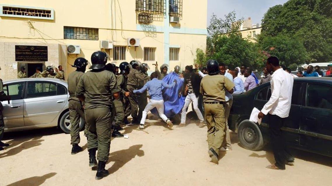 اعتقالات في صفوف محتجين بموريتانيا