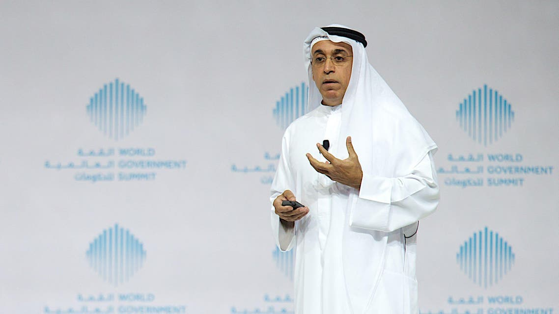 """أحمد بن بيات رئيس مجلس إدارة شركة الإمارات للاتصالات المتكاملة """"دو"""""""