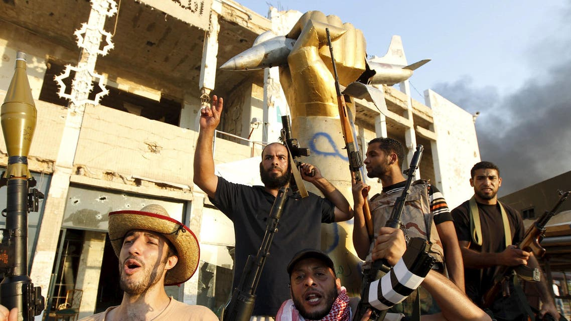 Libya's uprising: A look five years back