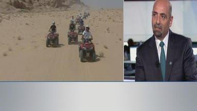 """عربيات لـ""""العربية"""": 50% من السياح في الأردن خليجيون"""