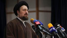 Grandson of Iran's Khomeini fails election appeal
