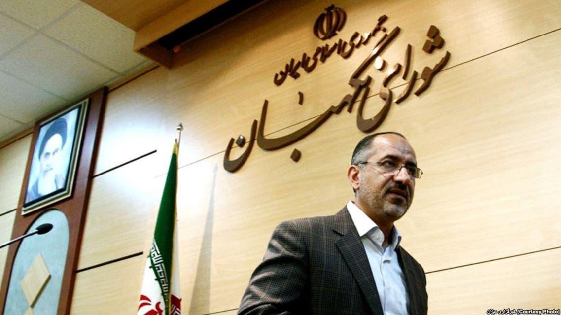 نجات الله ابراهیمیان سخنگوی شورای نگهبان قانون اساسی ایران