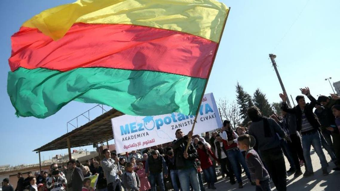In November 2013, Kurdish groups in the northeast of the war-ravaged country announced the establishment of a transitional autonomous administration after making key territorial gains against militants (AFP)