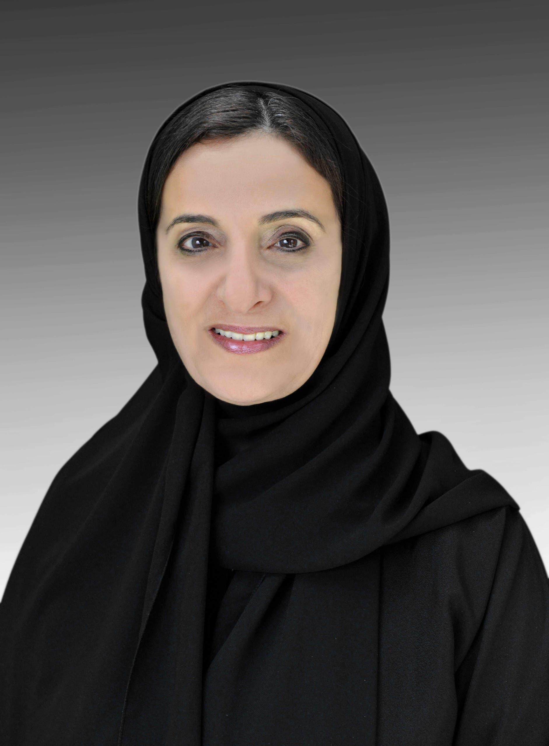 لبنى القاسمي وزيرة دولة للتسامح