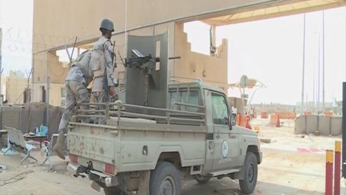 THUMBNAIL_ السعودية تقصف الميليشيات اقتربت من المنطقة المحظورة