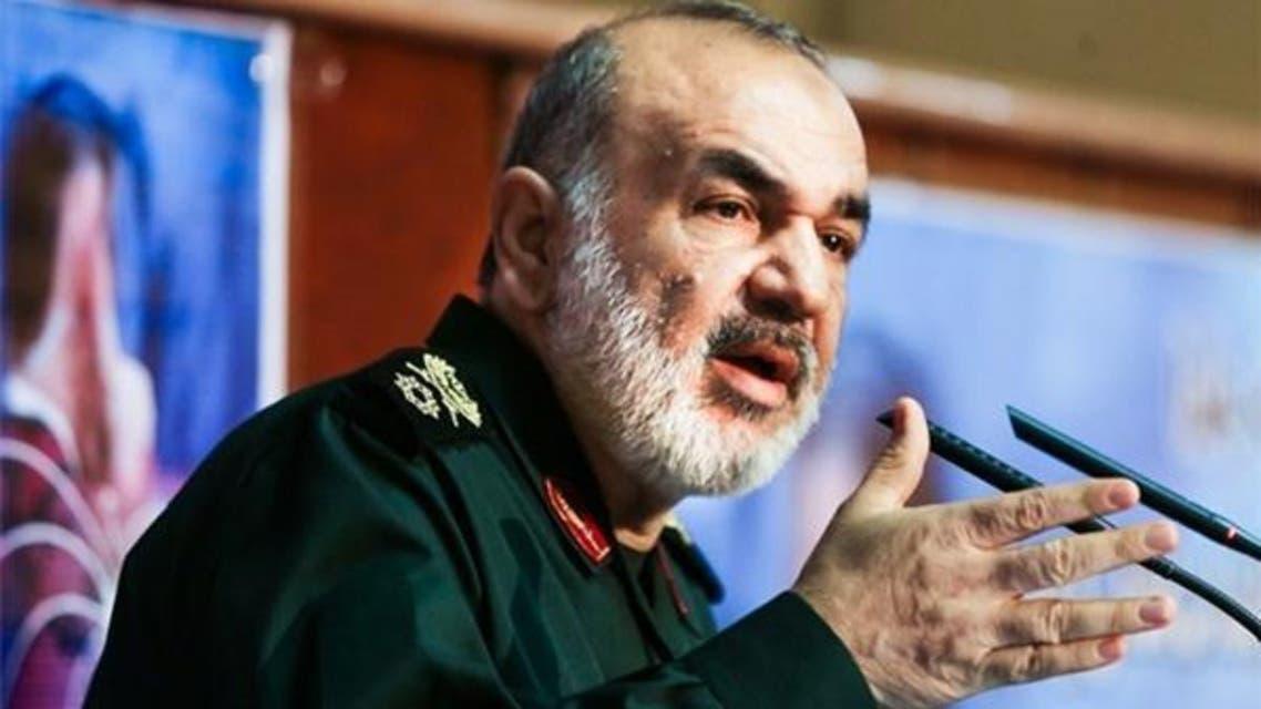 irani Gen Hasan salami