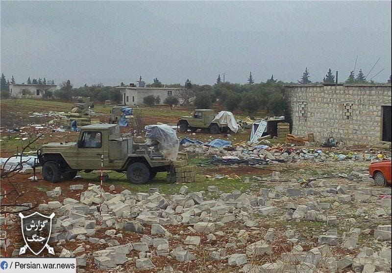 خودروی کویران در سوریه