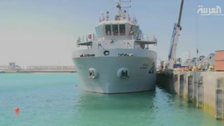 Saudi Arabia manufactures warships for Kuwait