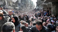 Death toll of Syrian civil war now at 470,000