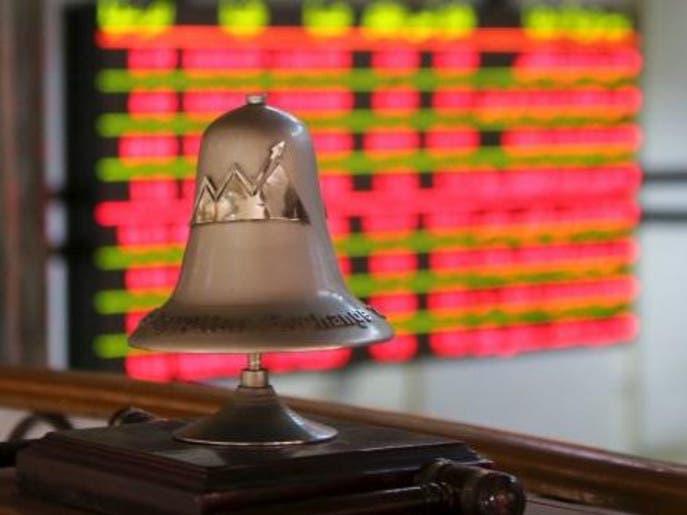 تراجع سيولة الأسهم المصرية يواصل الضغط على المؤشرات