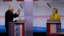 Clinton, Sanders clash over minorities, money and Obama