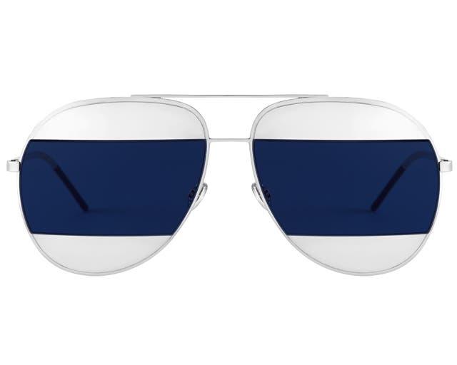 8fc45da00 كل ذلك يجعل من نظارات DiorSplit أكسسواراً أساسياً لمواكبة موضة الربيع  المقبل.