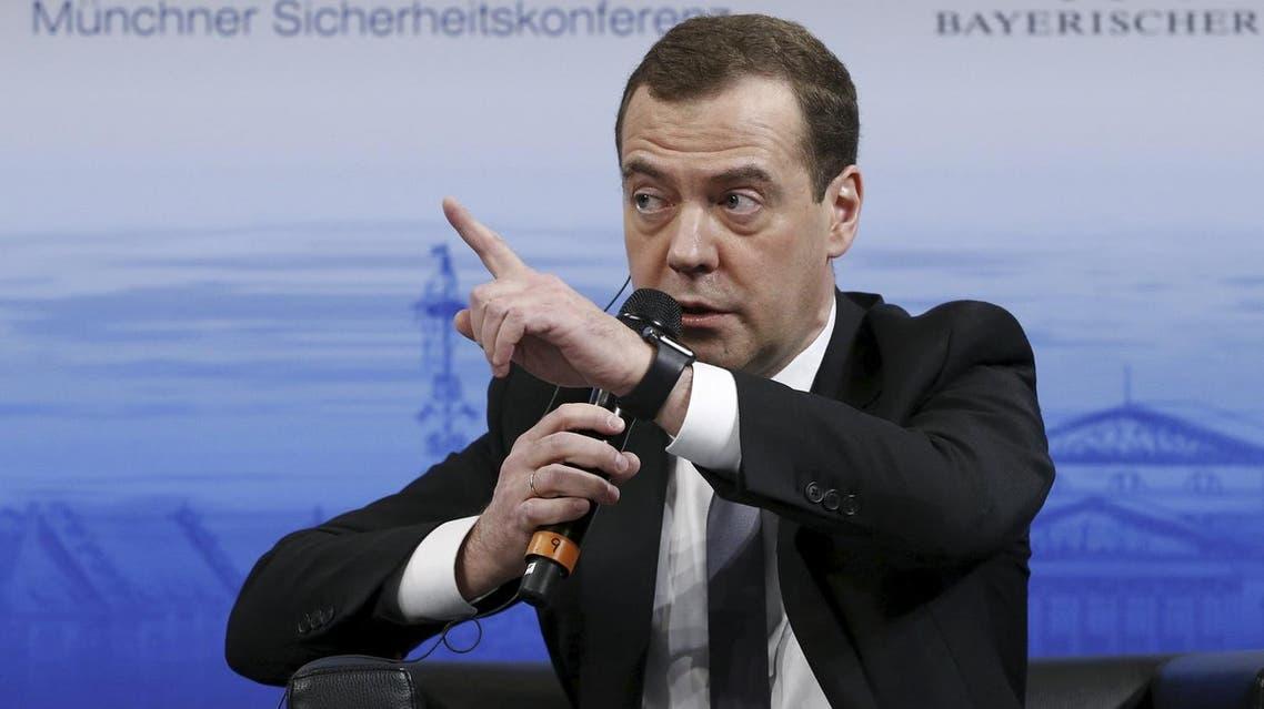 Russia PM Reuters
