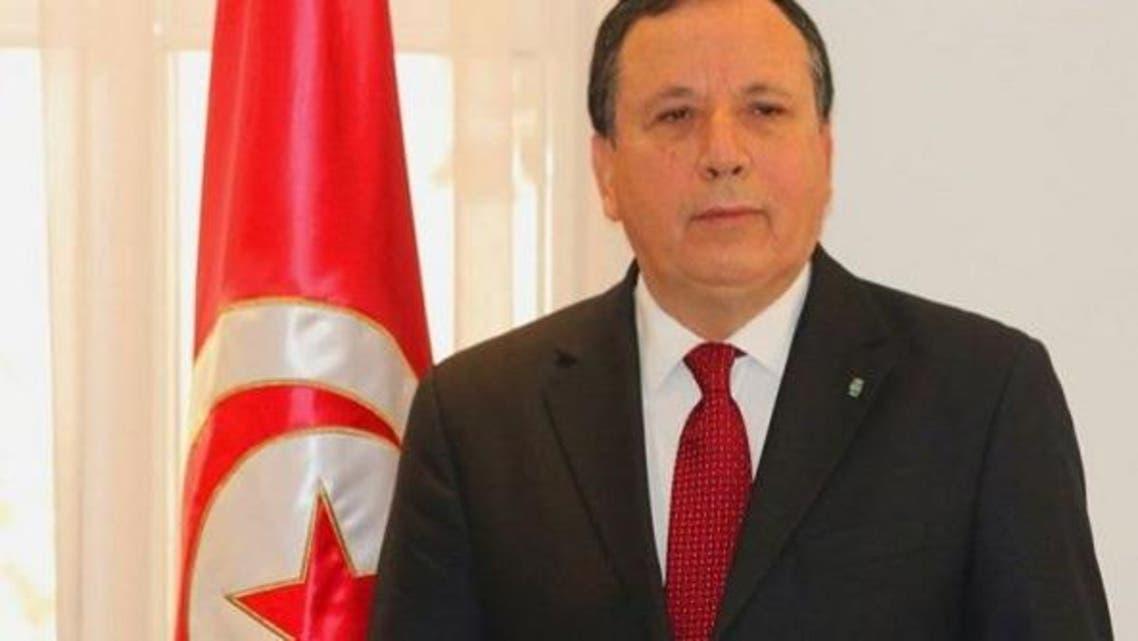 خميس الجهيناوي وزير الخارجية التونسي