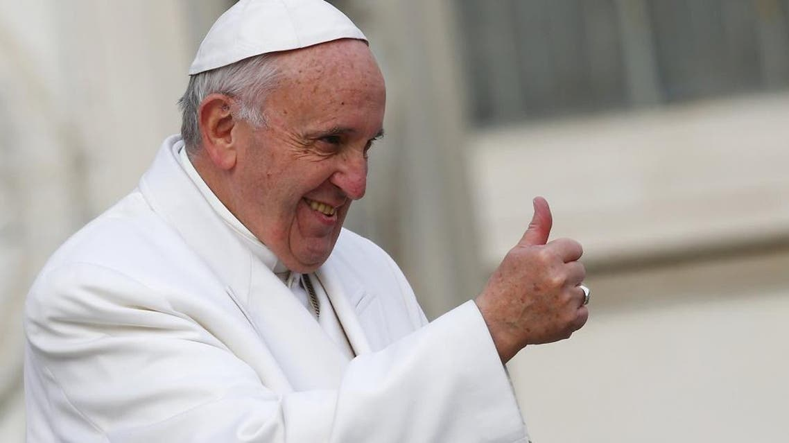 A candid look at Pope Francis