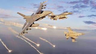 طائرات حربية تركية (أرشيفية)