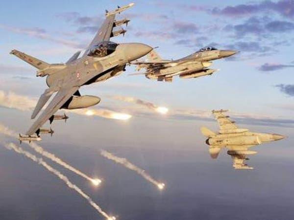 مقتل 47 مدنياً بغارات تركية على الباب السورية