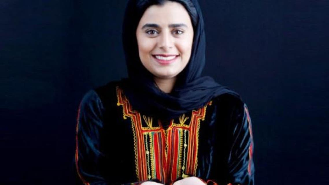 "Lujain Al-Ubaid who's made ""the choice"" to dedicate her life to charities that help alleviate global poverty SG"