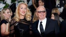 Rupert Murdoch to celebrate marriage at London's Fleet Street