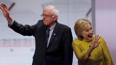 بعد مفاوضات شاقة.. كلينتون وساندرز بمناظرة في نيويورك