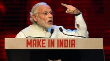 India's Modi renews plea for manufacturing investment