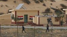 Roadside bomb kills 4 workers in Egypt's Sinai