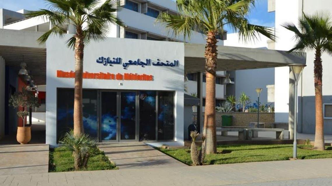 المتحف الجامعي للنيازك- المغرب