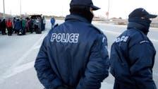 Greece says arrests three armed Britons at Turkish border