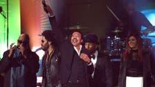 Rihanna, Usher honor Lionel Richie on Grammy weekend
