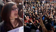 What are the demands of Egypt's protesting doctors?