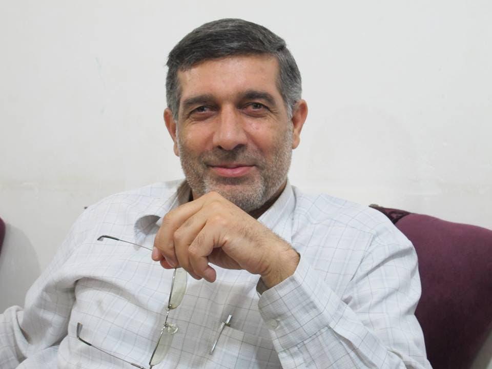 علي محمد قرباني