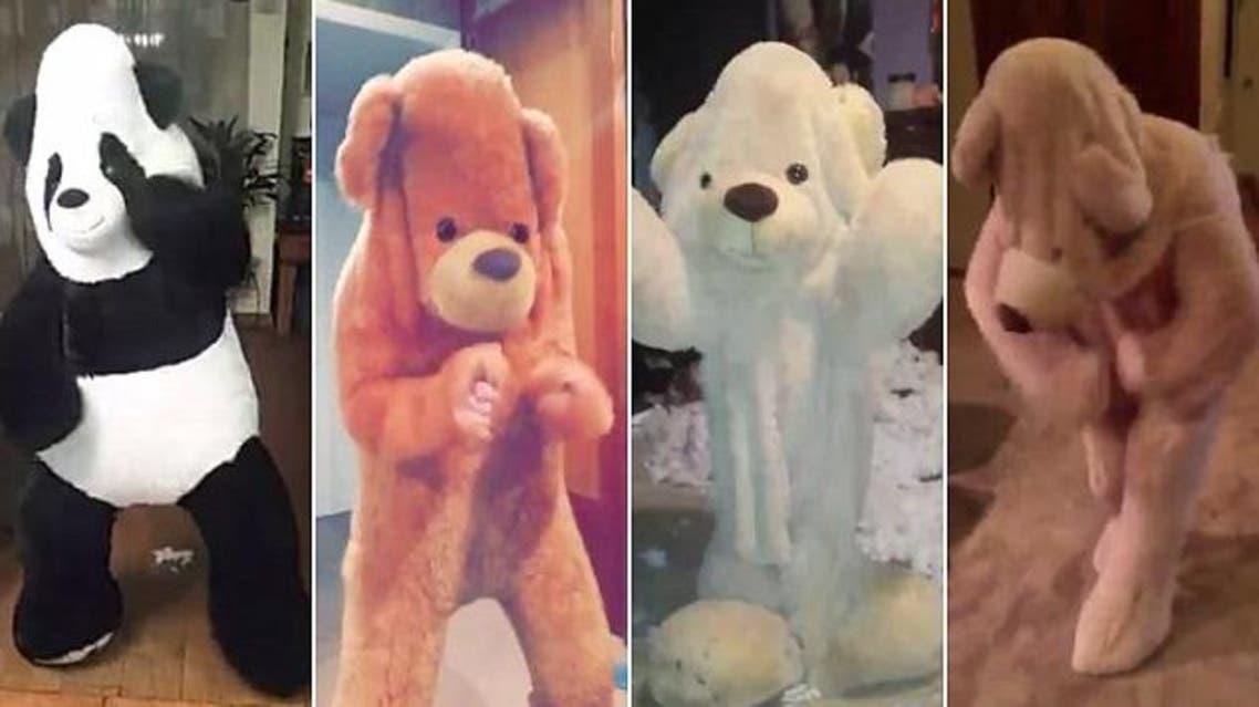 twitter teddy bear