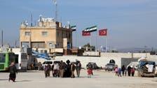 Kurdish-led forces seize Syria rebel town