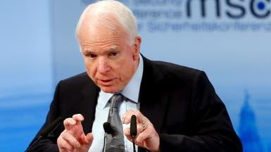 جون مكين يفكر باستدعاء بحارة أميركيين احتجزوا في إيران
