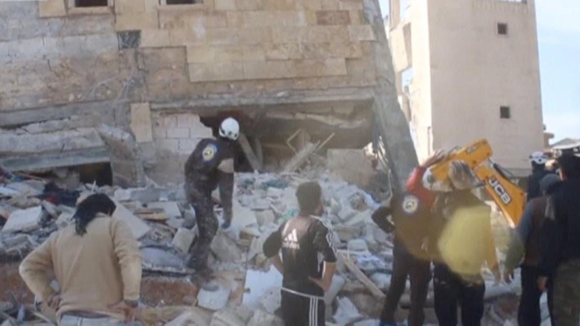 مستشفى أطباء بلا حدود في سوريا